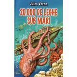20000 de leghe sub mari - Jules Verne, editura Herra