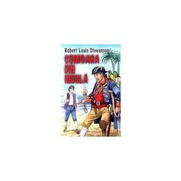 Comoara din insula - Robert Louis Stevenson, editura Herra