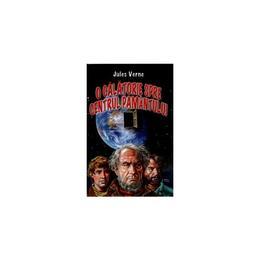 O calatorie spre centrul pamantului - Jules Verne, editura Herra