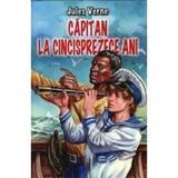 Capitan la cincisprezece ani - Jules Verne, editura Herra