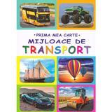 Prima mea carte: mijloace de transport, editura Biblion