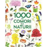 1000 de comori ale naturii, editura Litera