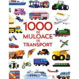 1000 de mijloce de transport, editura Litera