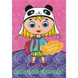 Pentru fetite. Carte de colorat, editura Biblion