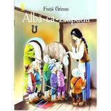 Alba-ca-zapada - Fratii Grimm, editura Prut