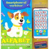 Alfabet electronic interactiv. Smartphone-ul vorbitor, editura Biblion