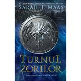 Turnul zorilor. Seria Tronul de clestar. Vol.6 - Sarah J. Maas, editura Rao