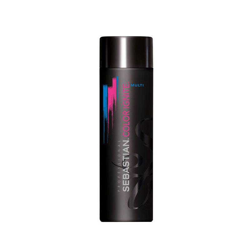 Sampon pentru Par Vopsit - Sebastian Professional Foundation Color Ignite Multi Shampoo 50 ml imagine produs