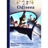 Odiseea - revopestire dupa epopeea lui Homer, editura Curtea Veche