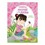 Gradina secreta a lui Akiko, editura Didactica Publishing House