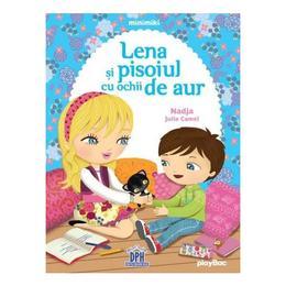 Lena si pisoiul cu ochii de aur, editura Didactica Publishing House