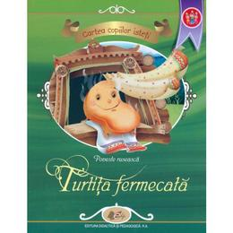 Turtita fermecata (poveste ruseasca), editura Didactica Si Pedagogica