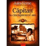 Capitan la cincisprezece ani - Jules Verne, editura Gramar