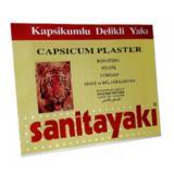 Plasture Antireumatic Sanitayaki 17 x 12 cm Turda