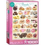 Puzzle Eurographics Donuts - 1000 de piese
