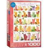 Puzzle Eurographics - 1000 de piese - Smoothies and Juices