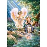 Puzzle Castorland 1500 Dona Gelsinger : Mondays Angels