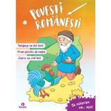 Sa coloram cu apa: Povesti romanesti