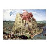 Puzzle Trefl - 4000 de piese - The Tower of Babel