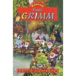 Povesti - Fratii Grimm, editura Regis