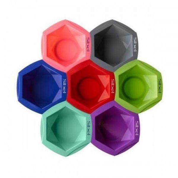 Set de 7 Boluri de Vopsit Diverse Culori Mix & Match Sinelco imagine produs