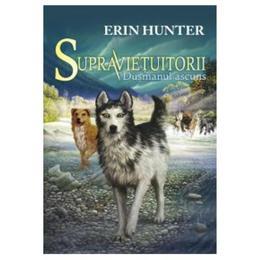 Supravietuitorii Vol.2: Dusmanul Ascuns - Erin Hunter, editura All