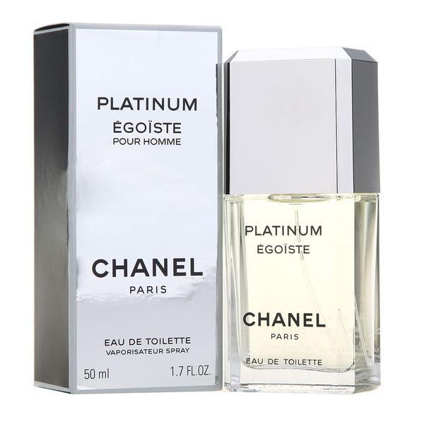 Apa de Toaleta pentru barbati Chanel Egoiste Platinum, 100 ml poza