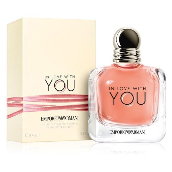 Apa de Parfum pentru femei Giorgio Armani, In Love With You, 50 ml imagine produs