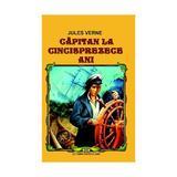 Capitan la cincisprezece ani ed.2014 - Jules Verne, editura Cartex