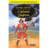 Capitanul Singleton - Daniel Defoe, editura Corint