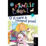 O familie cool! O zi care a inceput prost - Christine Sagnier, Caroline Hesnard, editura Didactica Publishing House