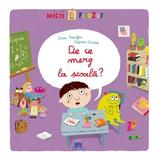 De ce merg la scoala? - Oscar Brenifier, Delphine Durand, editura Didactica Publishing House
