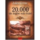20000 de leghe sub mari - Jules Verne, editura Gramar