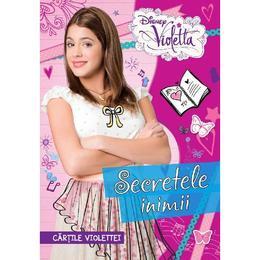 Disney Violetta - Secretele Inimii. Cartile Violettei, editura Litera