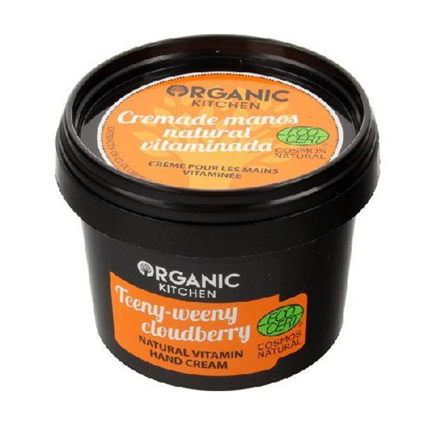Crema de Maini cu Vitamine si Mure Organic Kitchen, 100 ml imagine produs