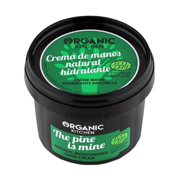 Crema de Maini cu Cedru si Ienupar Organic Kitchen, 100 ml imagine produs