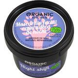 Masca Reparatoare de Noapte cu Trandafir Organic Kitchen, 100 ml