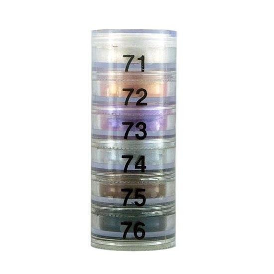 Piramida Pigment Luminos Pulbere - Cinecitta PhitoMake-up Professional Piramide Polveri Coloranti 71 - 76