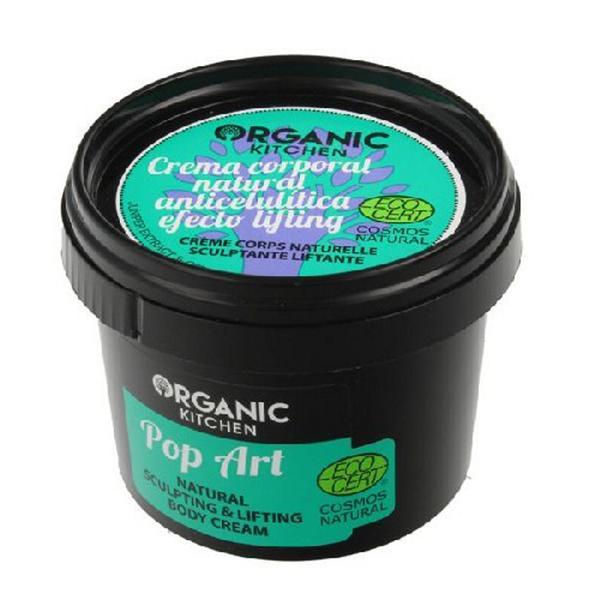 Crema Anticelulitica cu Ulei de Ienupar Organic Kitchen, 100 ml imagine produs