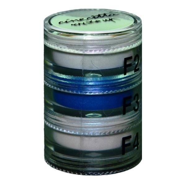 Piramida Pigment Luminos Pulbere - Cinecitta PhitoMake-up Professional Piramide Polveri Coloranti F2 - F4 imagine produs