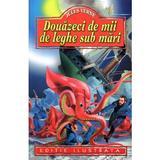 Douazeci de mii de leghe sub mari - Jules Verne, editura Regis