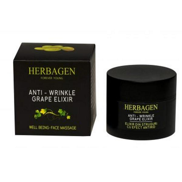 Elixir din Struguri cu Efect Antirid Herbagen, 50 g imagine produs