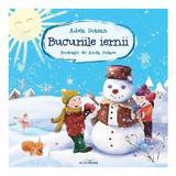 Bucuriile iernii - Adela Dobran, editura Adenium