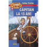 Capitan la 15 ani - Jules Verne, editura Andreas