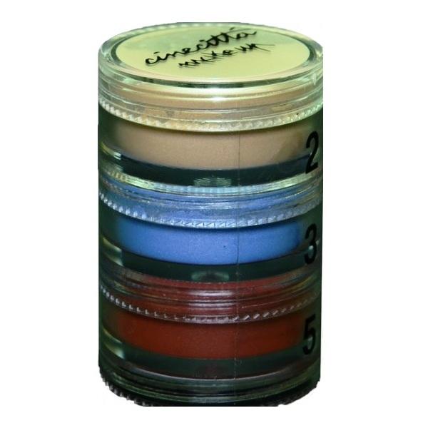 Piramida Pigment Luminos Pulbere - Cinecitta PhitoMake-up Professional Piramide Polveri Coloranti 2 - 5