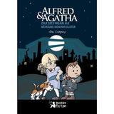Alfred si Agatha. Cele zece pasari ale batranei doamne Elster - Ana Campoy, editura Booklet