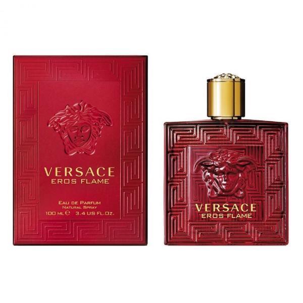 Apa de Parfum pentru barbati Versace, Eros Flame, 100 ml poza