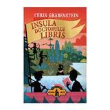 Insula doctorului Libris - Chris Grabenstein, editura Corint