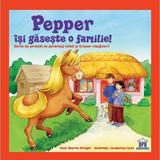 Pepper isi gaseste o familie!, editura Didactica Publishing House