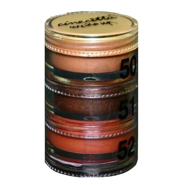 Piramida Pigment Luminos Pulbere - Cinecitta PhitoMake-up Professional Piramide Polveri Coloranti 50 - 52 imagine produs